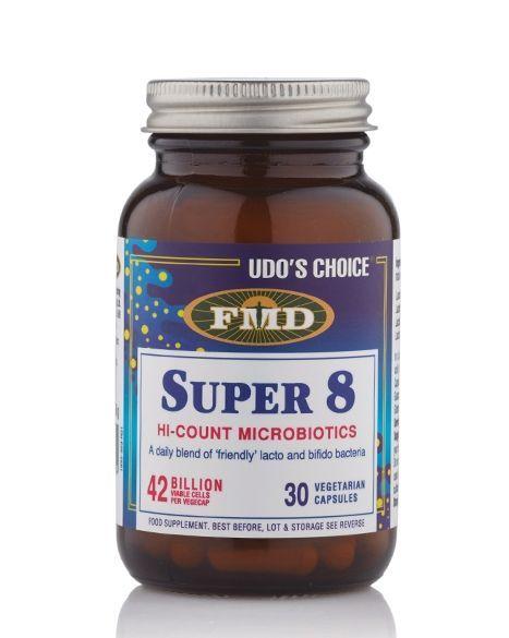 Udo's Choice® Super 8 Microbiotic
