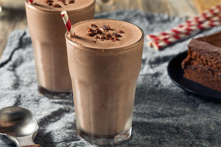 Chocolate Chip Milkshake