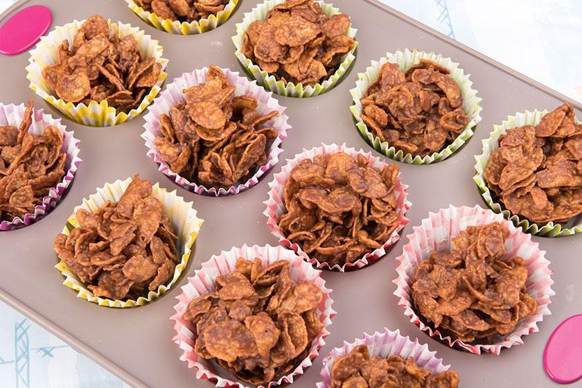 Microbiotic Crispy Cakes